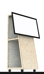 A-Frame flip