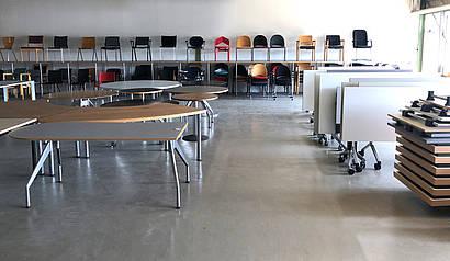 fröscher gmbh & co kg stühle und tische stellenangebote
