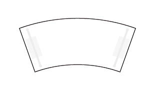 Format: Kreissegment (xcone)