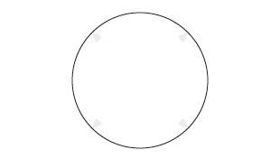 Format: rund (cetera)