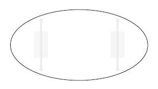 Format: Oval (xcone)